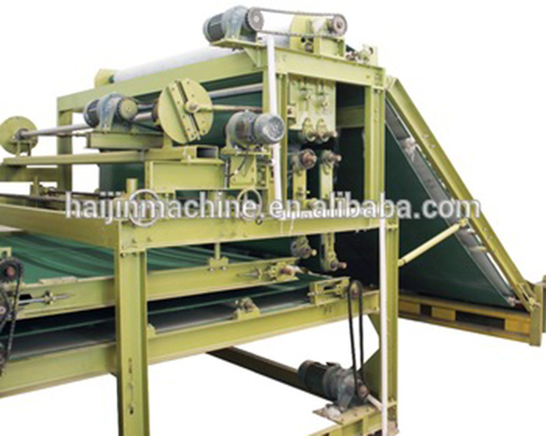 HJPW-Cross Lapper
