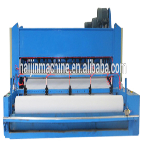 Non woven machine needle punching machine