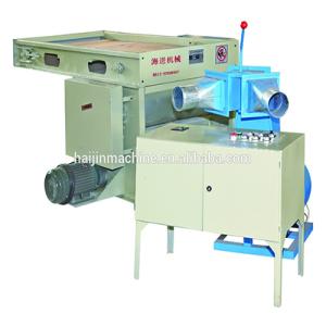 HJZXJ-500 Fiber opening Pillow Filling Machine, maquinaria textil