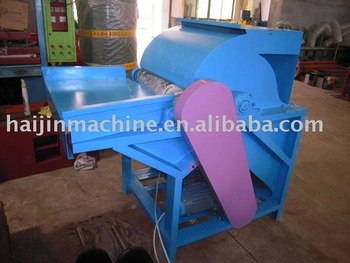 HJKM-100 Leftover Material Opening Machine