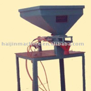 एचजेएसएल -100 प्लास्टिक ग्रेनेल मशीन