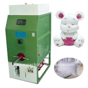 Máquina de enchimento de pelúcia