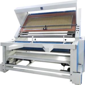 textiel inspectie machine