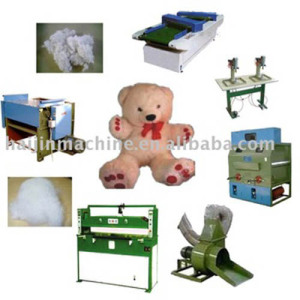 plush toy stuffing machine