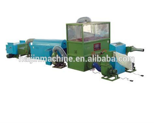 Ball fiber Machine(HJZZM-200)