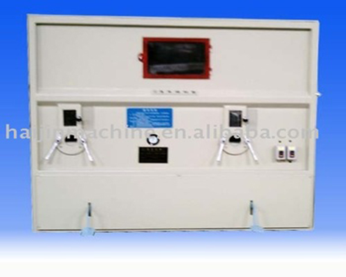 HJCM  -  1200X2ファイバー充填機