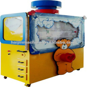 Diy business fiber filling machine