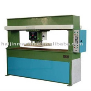 HJCD-1650 hydraulic pressured powered cutting machine