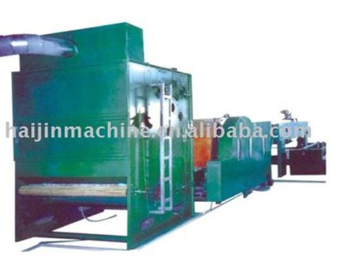 TDL-250 Kasur lini produksi