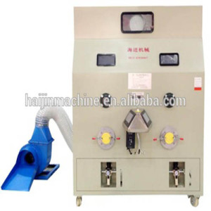 toy stuffing fiber machine