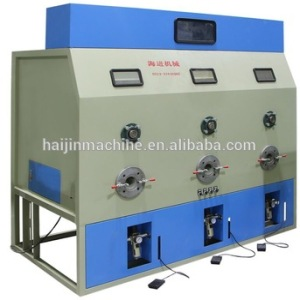 HJCM-1250X2-2 New Fiber Filling Machine