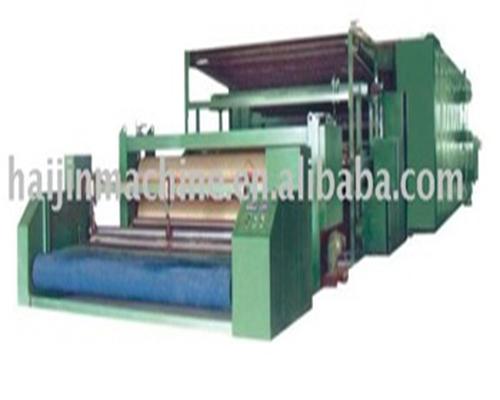 Linha de produção TL-BGB para algodão ligado por pulverização