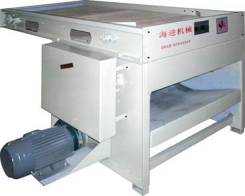 máquina de apertura de fibra