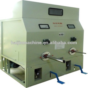 fiber filling machine