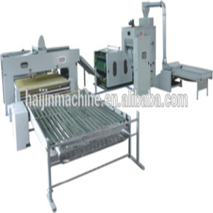 Quilt production line machinery