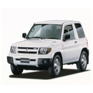 Mitsubishi PAJERO IO(mini) Auto Body Parts