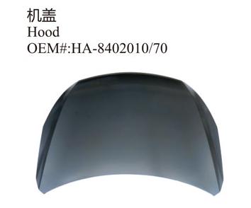 Automobile sheet metal parts