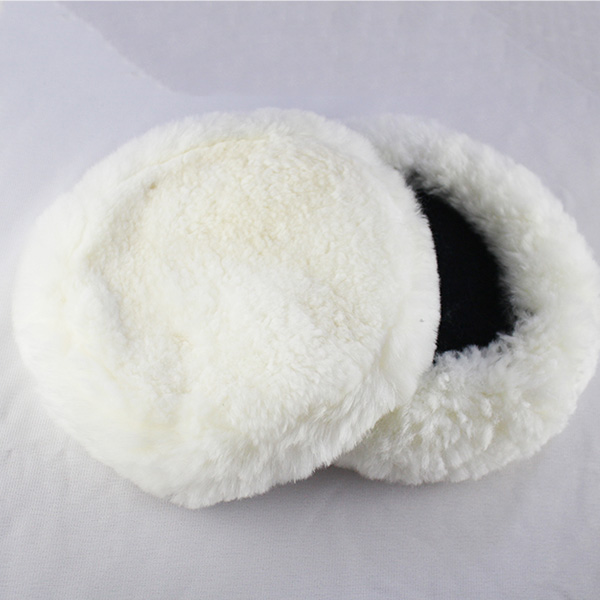 China products wholesale wool polishing pad