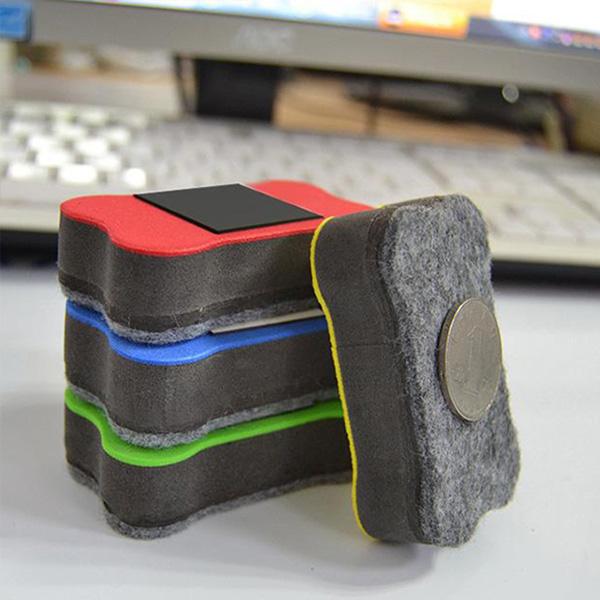 Custom Magnetic Felt Blackboard Whiteboard Eraser