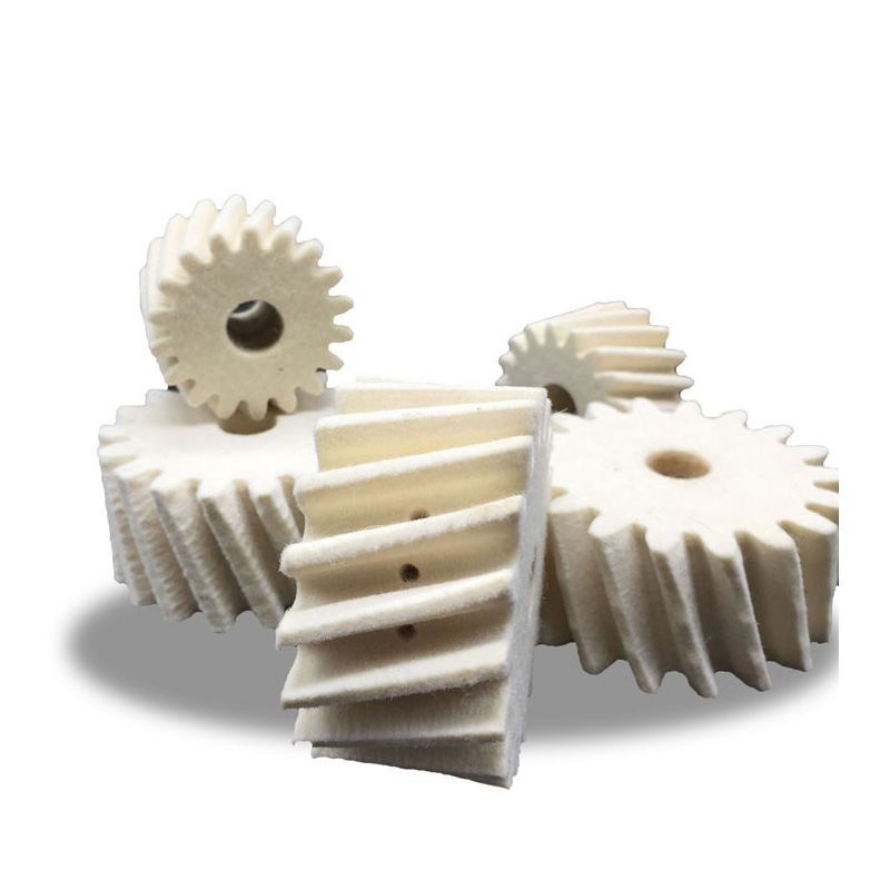Dust seal M2 M3 Oil absorption gear wool felt helical gear