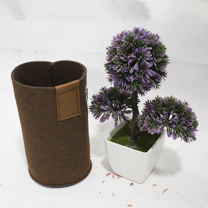 New design polyester felt garden planting bags