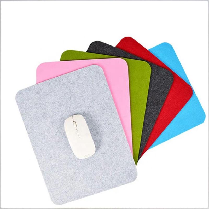 Hot sale Most Popular gaming Mouse Mat,unique felt Mouse pad