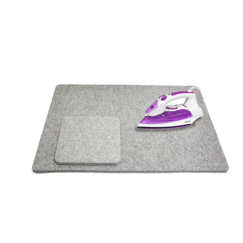 Eco-Friendly Thick 100% Organic Wool Ironing Pressing Mat
