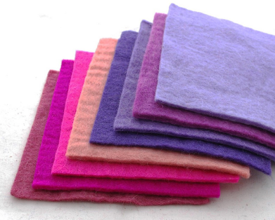 What Are The Raw Materials Of The Wool Felt Factory