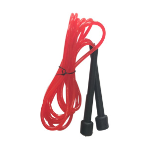 Step-by-step jump rope skipping