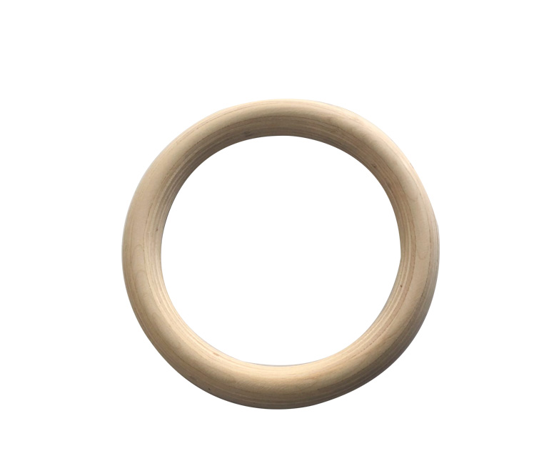 Wooden sports rings