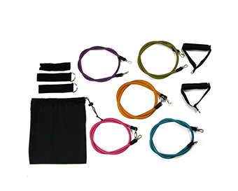 Fitness Exercising Latex Yoga Sports Pulling Rope