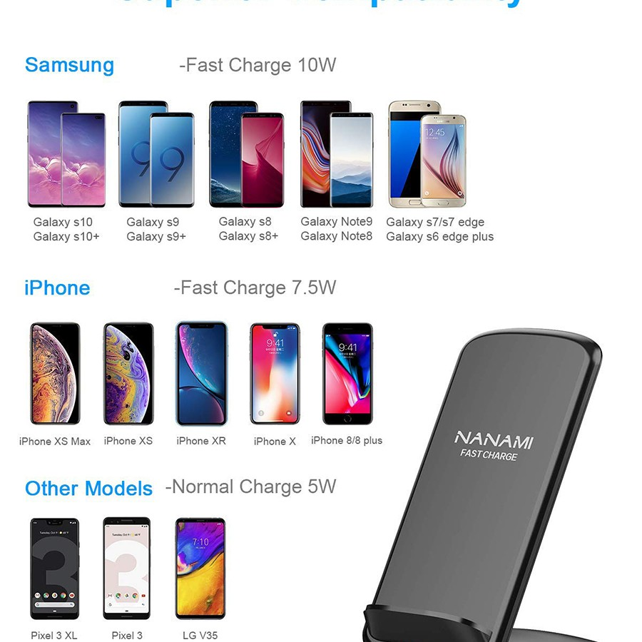 wireless charging manufacturer