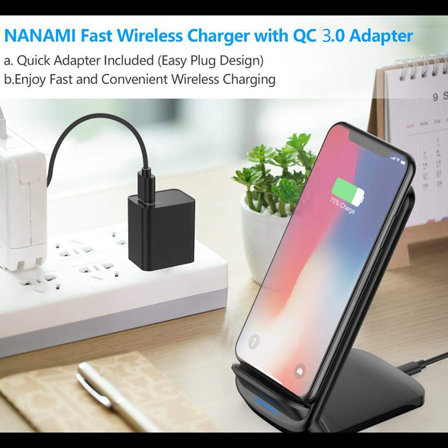 Wireless charging company