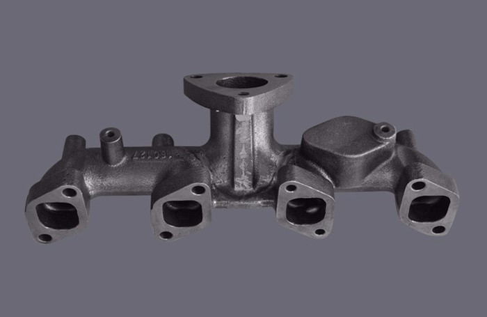 Sand Casting Exhaust Adapter