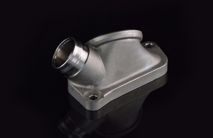 Aluminum Casting Exhaust Connector