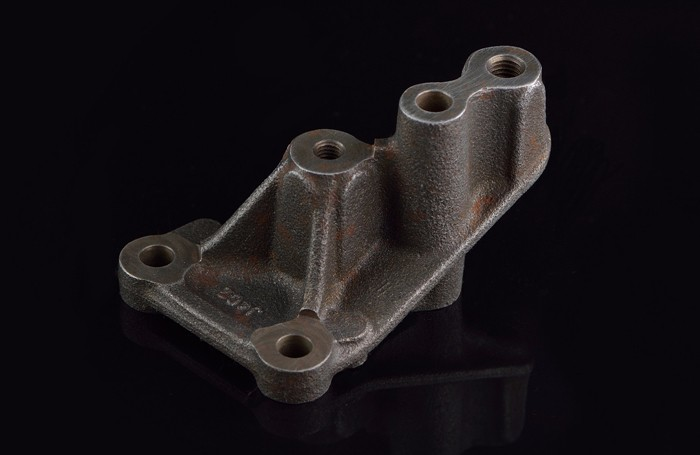 Investment Casting Exhaust Elbow