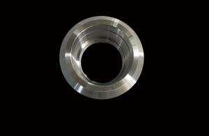 Machined Gland Cap Steel Components