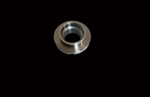 CNC Machined Car Exhausting Flange Parts