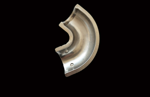 Stamped Steel Elbow Pipe Component