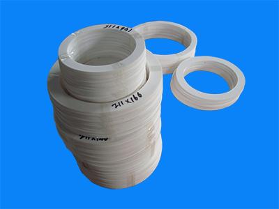 PTFE Gasket Of  Plastics Sealing Material