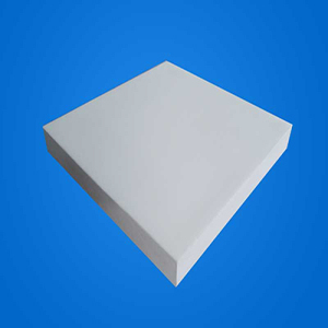 Sealing Material 120mm thickness PTFE Moulded Plate