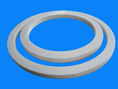 Polymer Material PTFE Gasket