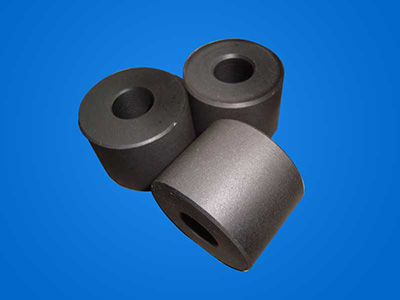 Demoulding PTFE Products Black PTFE tube
