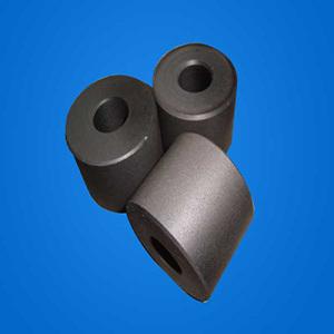 脱模PTFE产品黑色PTFE管