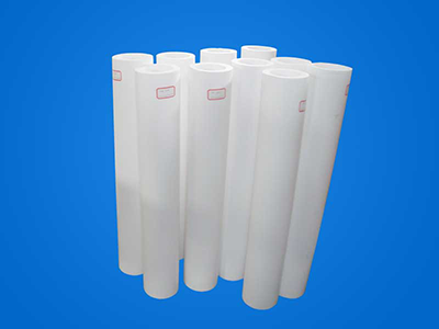 High Temperature Resistant Plastic PTFE Pipe