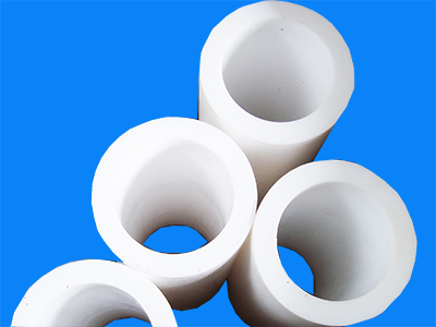 Moulded tube