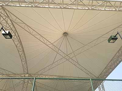 PTFE&PVDF Tension Membrane for Building dome