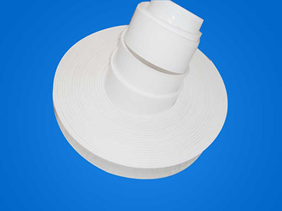 Anti Sticking Material PTFE turning Plate strips