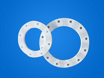 Sealing Material PTFE Modified Gasket Glass Filled PTFE gasket