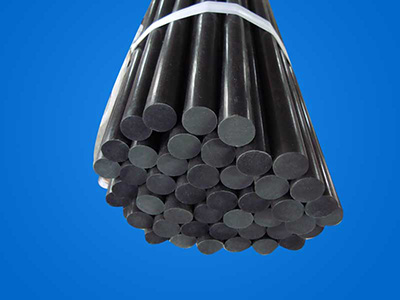 Rod Type PTFE Filled Products Graphite Filled PTFE Rod